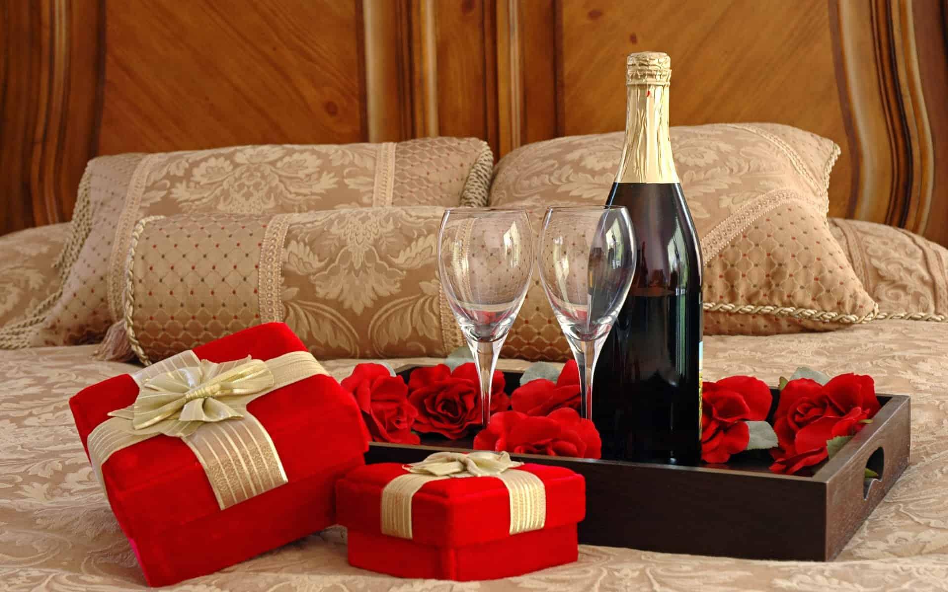 Disfruta de una cena romántica en San Valentín