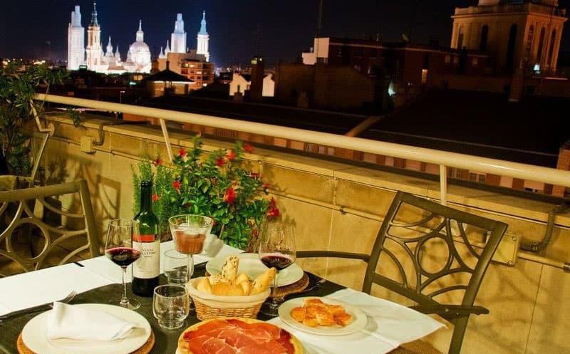 Restaurante Aparthotel Los Girasoles
