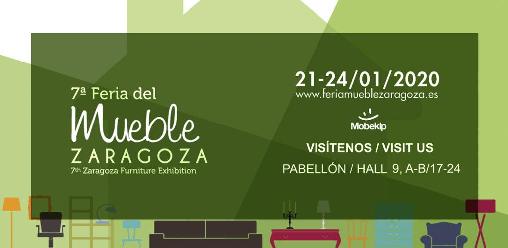 Alójate con Eizasa Hoteles en la Feria del Mueble de Zaragoza
