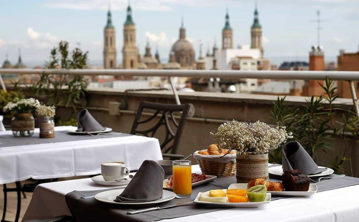 aparthotel en el centro de Zaragoza